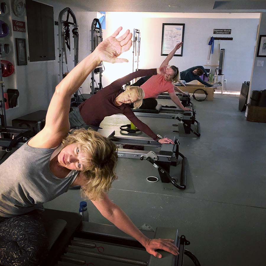 spinal flexibility
